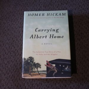 Homer Hickman Carrying Albert Home Book